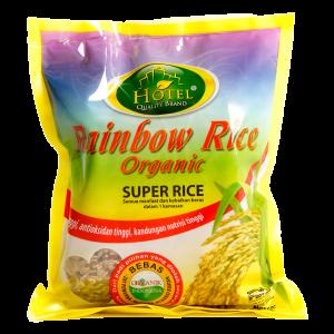 beras hotel rainbown rice organic